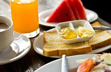 Примерное меню завтраков для пациентов